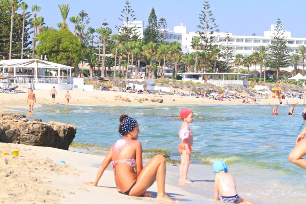 varmt på cypern i maj
